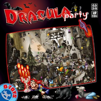 Dracula Party